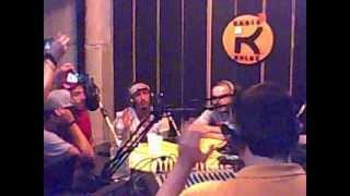 "'Nto e Palù cantano l'inedito ""Stirpe Nova"" live + base @Radio Kolbe 2 Good Life"