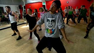 Steve Aoki | Delirious | Choreography by Viet Dang