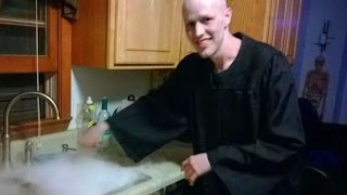 Drunk Voldemort Makes a Potion