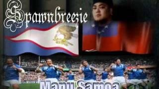 MANU SAMOA CHANT by SPAWNBREEZIE
