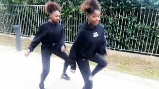 Mhd remix afrotrap partie 7 la puissance Angel afro dance challenge/ Petit afro challenge