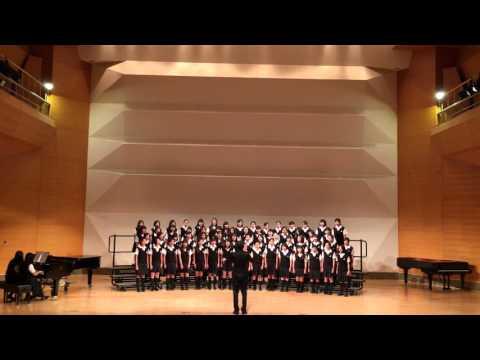 《閒聊波爾卡》台南女中合唱團~與美國榮星合唱團交流彩排錄影 - YouTube