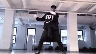 """@NickiMinaj #Shanghi Choreography: Neil """"Dradle"""" Schwartz *WARNING EXPLICIT LYRICS*"""