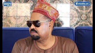 Ahmed Khalifa NIASS  «ce qu'on a vu lors de l'enterrement de Sidy Lamine Niass...»
