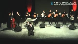 """Quantunna - """"Oito Badaladas"""" - X OITO BADALADAS"""