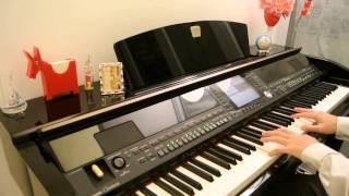 張學友 - 祝福 - Piano