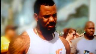 "Lee England Jr. on ""Married to The Game"""