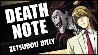 "DEATH NOTE Ending 2 FULL em PORTUGUÊS: ""Zetsubou Billy"""