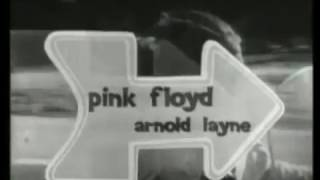 Pink Floyd - Arnold Layne (Second/Alternate Music Video) [OFFICIAL]
