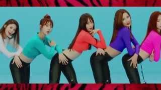 [EXID(이엑스아이디)] '위아래' (UP&DOWN) MV