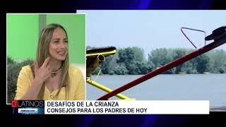 Maria Fernanda Nouel habla sobre la crianza