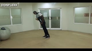 Chris Brown War For You by Donflexx [Dance Cover]