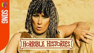 Horrible Histories Song - Cleopatra - CBBC