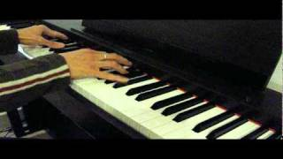 Taio Cruz Telling the World piano cover Rio Movie soundtrack acoustic instrumental