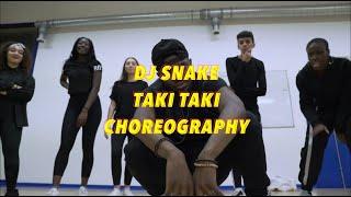 Taki Taki Dj Snake | Choreo Yann Antonio |