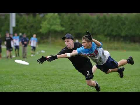 Video Thumbnail: Ultimate: The Next Olympic Sport?