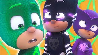 PJ Masks Episode | CLIPS | Who is Who? 🎃🦇 Spooky Special 🦇🎃Cartoons for Kids