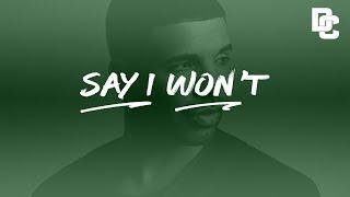 "Drake Type Beat ""Say I Wont'"" | Travis Scott Type Beat | Trap Beat | Daniel Cruz"