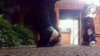 Horsham CWalk - Kung-Fu Style