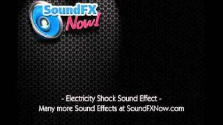 Electricity Shock Sound Effect