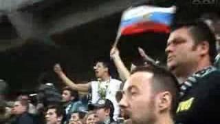 SPORTING CP Vs Rangers FC UEFA 07/08