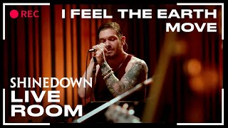 "Shinedown ""I Feel The Earth Move"" (Carole King cover) captured in The Live Room"