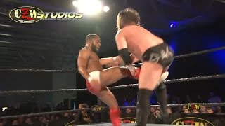 CZW Cage of Death 18: Joe Gacy vs. Jon Gresham