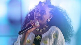 Kaleb Show: Timnit Welday - Wenani Ethiopian Tigrigna Music Live performance @kaleb show