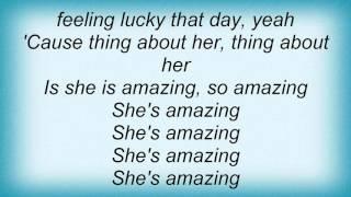Lionel Richie - She's Amazing Lyrics