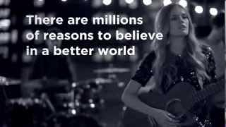 "Coca-Cola's #ReasonsToBelieve ""You Got The Love"" Milly Pye"