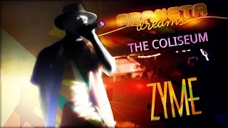 ZYME Live @TheColiseum (All I See Is Purple )