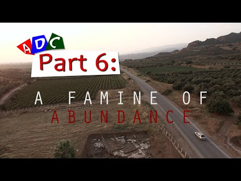 A Dying Culture | Part six: A Famine of Abundance