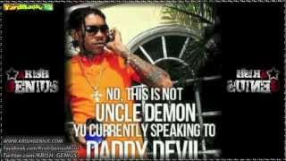 Vybz Kartel - Daddy Devil - Sept 2012