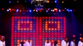 Glee   Stayin' Alive Full Performance Official Music Video   YouTube