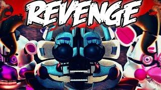 """FNAF SISTER LOCATION SONG """"REVENGE"""" - THE FOX MUSIC (ft. Rezyon)"""