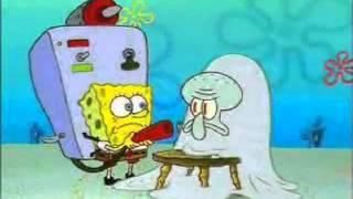 Spongebob - Reef Blower Backwards
