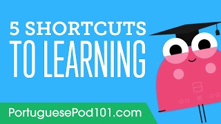 5 Shortcuts to Learning Portuguese
