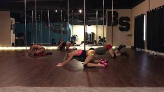 Run for Cover - Kito ft. Reija Lee Pole and Floorwork Routine 7-18-17