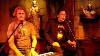 Café Unplugged - Bert Hadders met Bas Mulder - Johnsburg Illinois (Tom Waits)