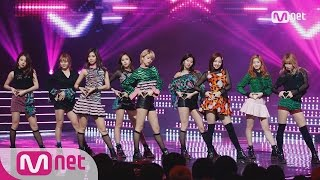 [TWICE - So hot (Wonder Girls)] Special Stage | M COUNTDOWN 161110 EP.500 width=
