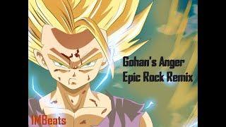 DBZ - Gohan's Anger Theme (IMBeats Rock Remix)