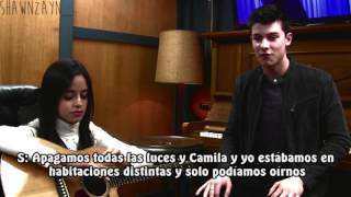 Shawn Mendes y Camila Cabello sobre cómo escribieron 'IKWYDLS' (traducido al español)