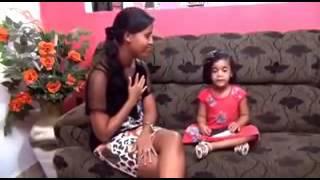 """Menina de 6 anos canta como adulta com a música """"M"""