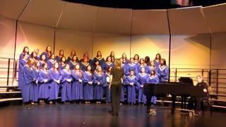 Bartlett High School Concert Choir - Niska banja (cover)