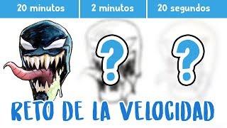 Reto de la Velocidad! 20 Min 2 Min 20 Seg | Mig Vallejo