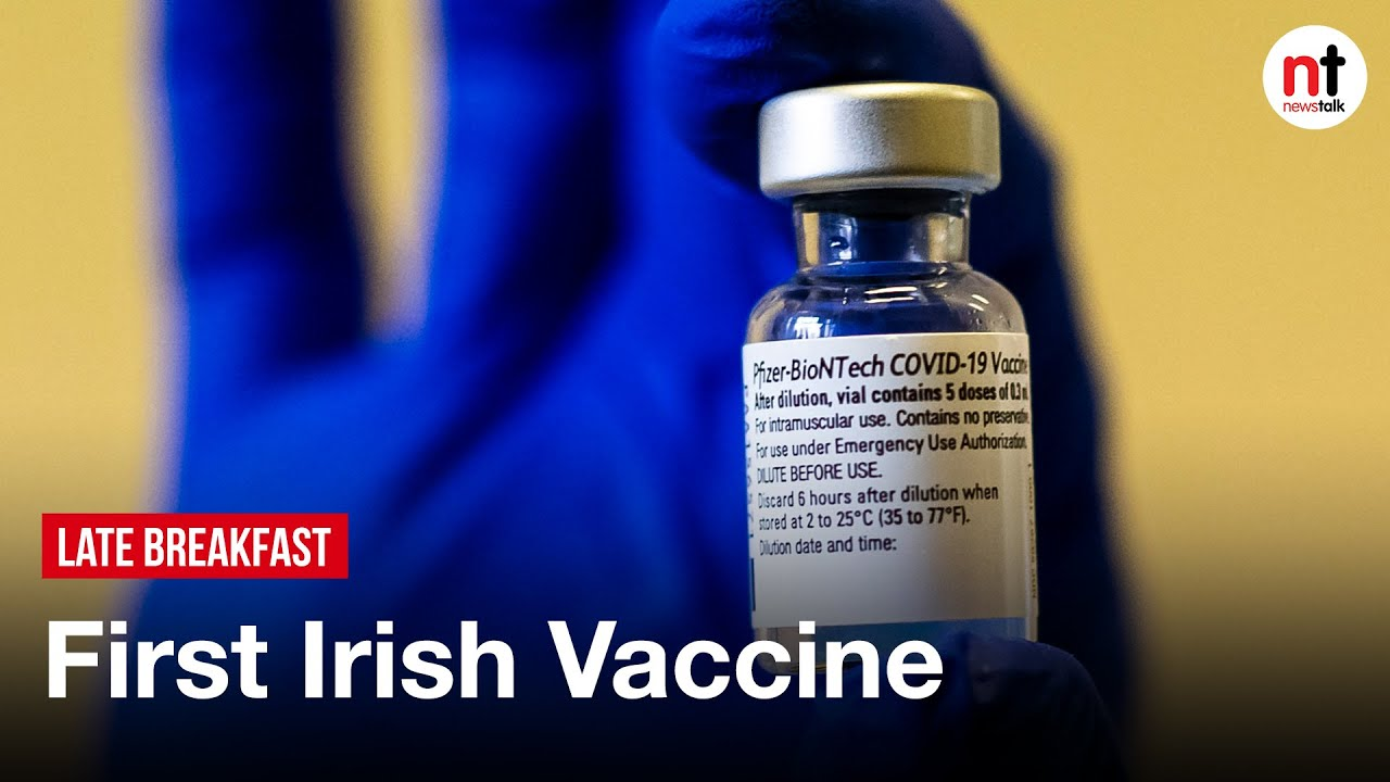 Dublin grandmother to become first person in Republic to get coronavirus vaccine