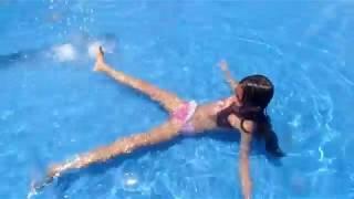 FILHO DE POBRE NA PISCINA  - Isa Coisas de Meninas