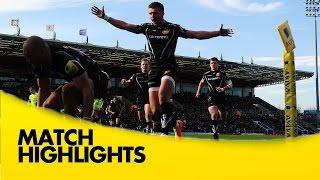 Exeter Chiefs v Sale Sharks - Aviva Premiership Rugby 2016-17