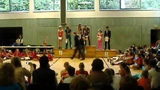 Siegerehrung Junioren AnNo-Cup Bergisch Gladbach 9.9.07