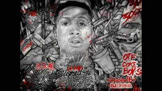 Lil Durk - 100 Rounds (instrumental With Hook)